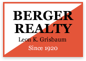 Berger Realty - Since 1920